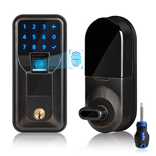 iMagic Electronic Fingerprint Deadbolt