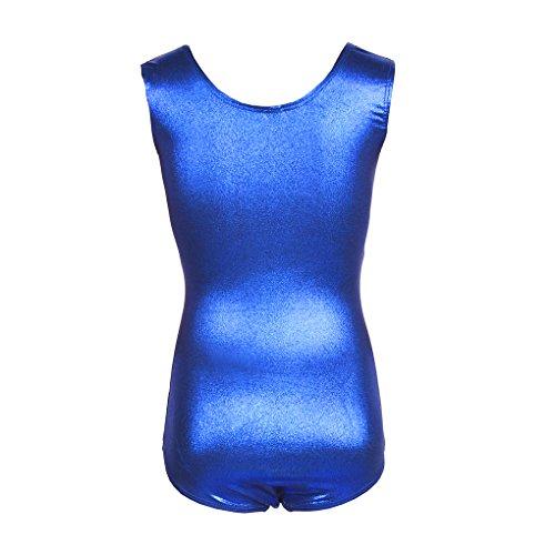Review Girl Sleeveless Shiny Metallic