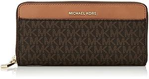 df5a53a8e4ca ... Michael Kors Womens Money Pieces Wallet Brown (Brown) 32S7GM9E9B. upc  190864509716 product image1