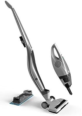 Sentovac 3 in 1 Mop & Vacuum Cordless Powerful Sweeper Broom Stick Handheld Vacuum Cleaner FD-SMV-B