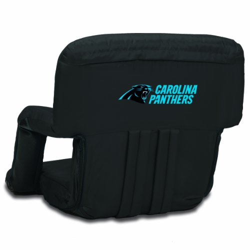 NFL Carolina Panthers Portable Ventura Reclining Stadium Seat Carolina Stadium Seat