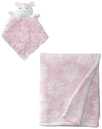 Amazon.com : Baby-Girls recién nacido 2 piezas remolino floral Buddy ...