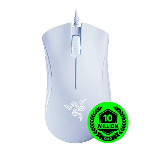 Mouse Razer Deathadder Essential 6400 Dpi Mercury White