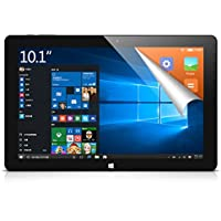 ALLDOCUBE iwork10 Ultimate 2-in-1 Convertible Tablet PC, Cube 10.1' 1920x1200 Full HD Laptop (Intel Atom x5-Z8350 Quad-core1.44Ghz, 4GB + 64GB Windows10 + Android 5.1), Black (Keyboard Not Included)