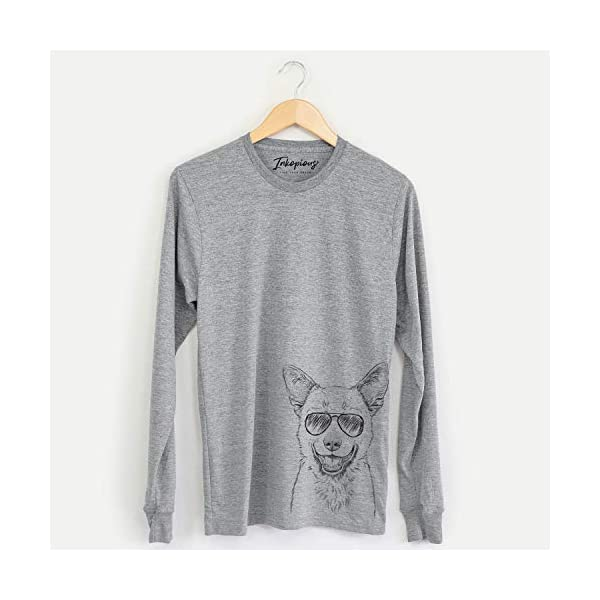 Aviator Arden The Australian Kelpie Dog Triblend T-Shirt 4