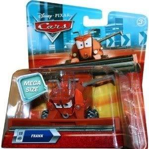 Disney / Pixar CARS Movie 1:55 Die Cast Car Oversized Vehicle Frank the Combine ()