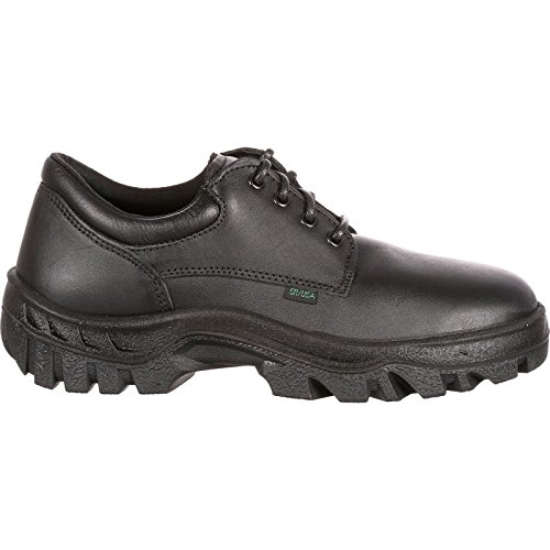 Approved Postal Oxford (Rocky Men's Postal TMC Oxford Work Boot,Black,13 W US)