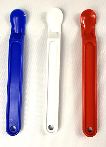 - Scotty Peeler Label Remover - The Original (Set of 3 - 1 Red, 1 White, 1 Blue)