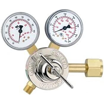 how to read oxy acetylene gauges