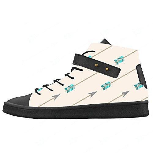 Canvas Le Scarpe Schema Scarpe Custom Shoes Freccia Women's gZ4vn