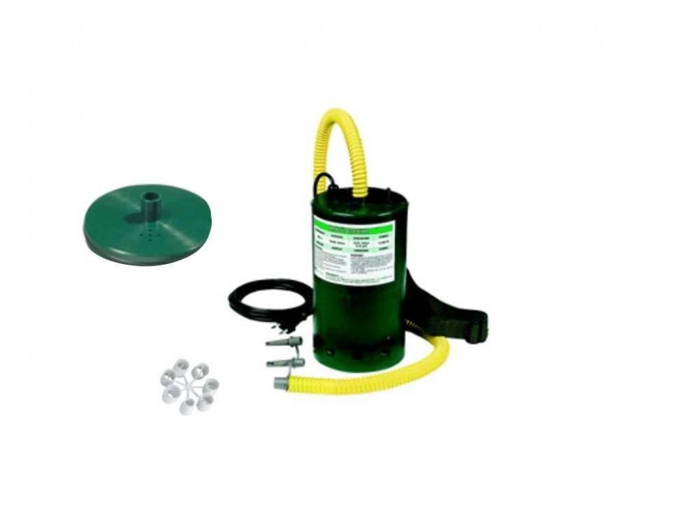 Luftpumpe Elektro 'Bravo 1000' 220 V – 1500 LT/min. Für aufblasbare Strukturen