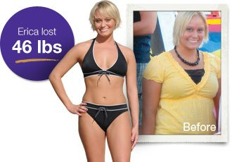 LA Weight Loss Lites - Chocolate Peanut Butter & Creamy Cappuccino - 8 Boxes by L A Weight Loss & Wellness (Image #2)