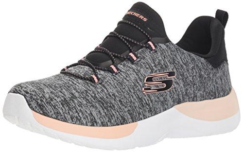 Sneaker Damen Schwarz Skechers Schwarz Sneaker Skechers Damen 6E0F0qwgx