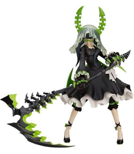 Max Factory Black Rock Shooter: Dead Master TV Animation Version Figma Action - Shooter Black