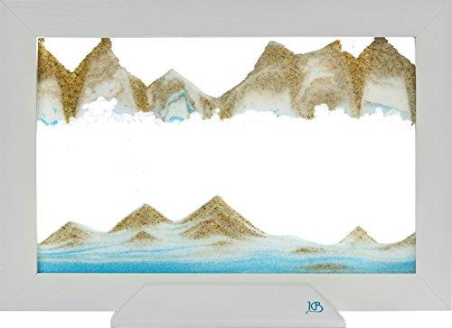 Blue Ocean Silhouette ()