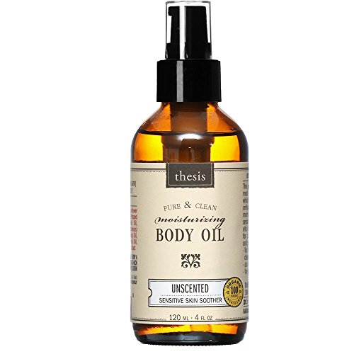 Organic Body Oil – Unscented – Mother, Baby, Sensitive Skin