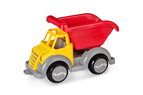 Viking Toys Super Jumbo Dump Truck with 2 figures - 701509 -