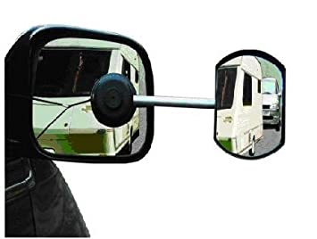 The Original Suck It And See Towing Extended Driving Mirror With