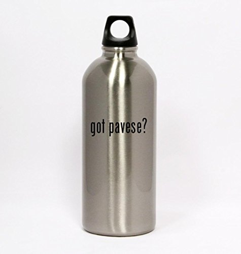 got-pavese-silver-water-bottle-small-mouth-20oz