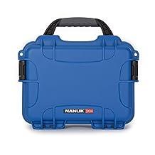 Nanuk 904 Waterproof Hard Case Empty - Blue