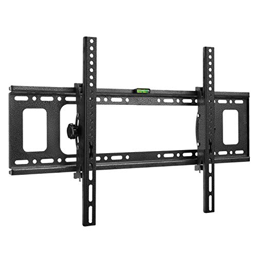 (TV Mount,TV Wall Mount for 32-70 Inch LED/LCD/OLED and Plasma Flat Screen TVs,Tilt TV Bracket Wall Mount up to VESA 600x400mm and 110lbs)