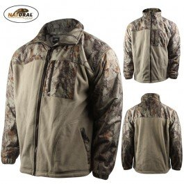 Natural Gear Full Zip Fleece - 3