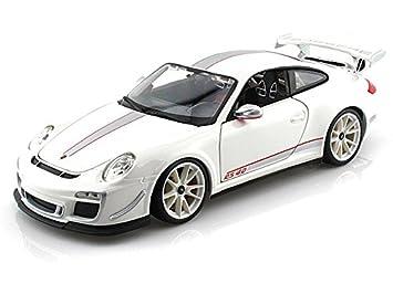 Porsche 911 GT3 RS 4.0 1/18 White