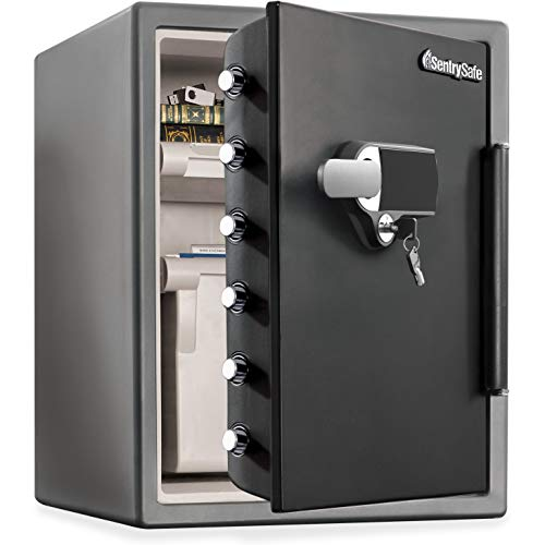 Safe Chest Fire Security - SentrySafe SFW205UPC Fire Chests, Safes