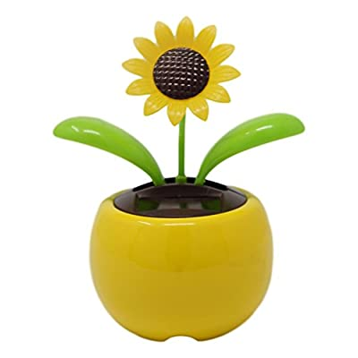 Dancing Solar Flowers - 2 Pack (Colors Vary): Toys & Games