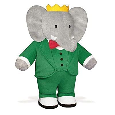 YOTTOY Babar 13 Soft Toy: Toys & Games