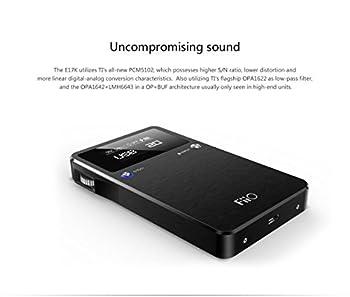 Fiio E17k Alpen 2 Usb Dac Headphone Amplifier 3