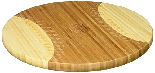 NCAA Ohio State Buckeyes Homerun! Bamboo Cutting Board with Team Logo, 12-Inch by PICNIC TIME (Image #1)