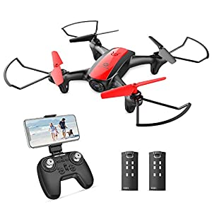 Holy Stone HS370 FPV Drone with Camera for Kids and Adults 720P HD WiFi Transmission, RC Quadcopter for Beginners with…