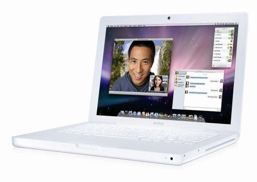 Apple Macbook A1181 Macbook4,1 MB402LL/A, 2.4GHz Intel Core 2 Duo T8100, 120GB Hard Drive, 1GB RAM Memory (Early 2008) (Core Duo T8100 Processor 2)