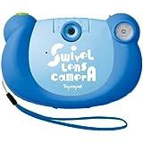 KIDS デジタルカメラ ブルー No.8834