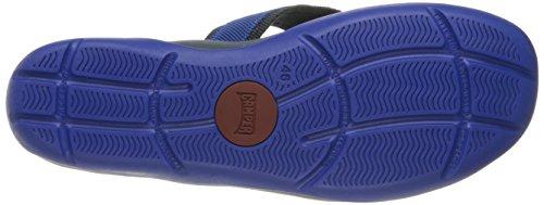 Camper Mens Match K100182 Flip Flop Blu