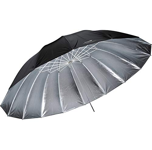 (Impact 7' Parabolic Umbrella (Silver))