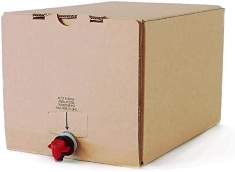 Bolsa en una caja dispensador de vino/sidra – 20 L: Amazon.es: Hogar