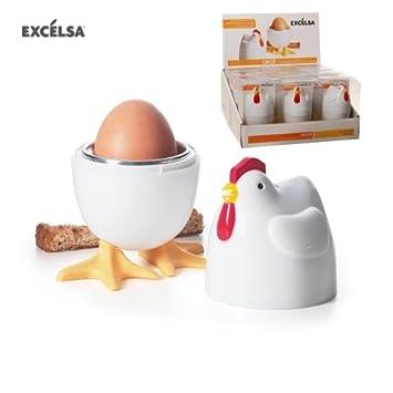 Cuoci uovo/uova per forno a microonde idea regalo per la cucina ...