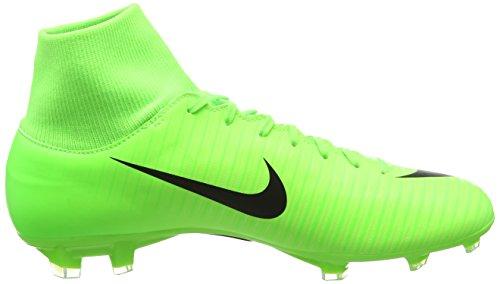 Nike Mercurial Victory Vi Df Fg Heren Voetbalschoenen 903609 Voetbalcleats (us 10, Electric Green Black 303)