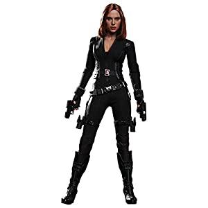 """41hptK7aSaL. SS300 [Movie Masterpiece """"Captain America / Winter Soldier"""" 1/6 scale figure Black Widow (secondary shipments)"""