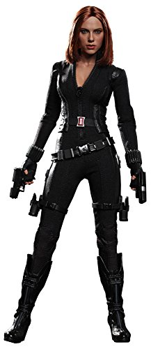 Download Hot Toys Movie Masterpiece Captain America: The Winter Soldier Black Widow Sixth Scale Action Figure
