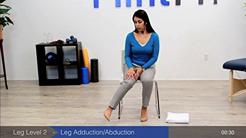 FlintFit Stroke Recovery Exercises: Therapy Videos for Hands, Arms, Core, and Legs by FlintFit (Image #6)