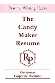the candy maker resume resume writing hacks resume psychology volume 2 - Psychology Resume Template