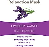 Bed Buddy Aromatherapy Eye Mask with Warm and Cold