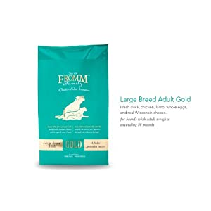 Fromm Adult Gold Large Breed Formula Dry Dog Food 70