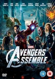 Image result for avengers assemble dvd