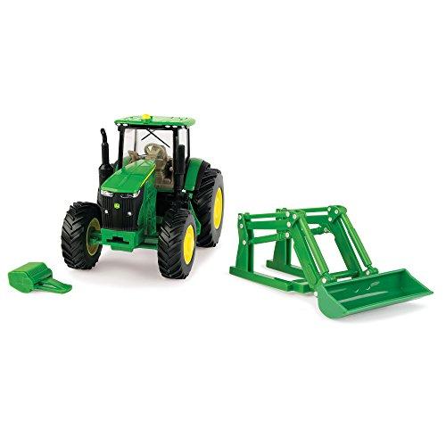 Ertl John Deere 7270R Tractor with Removable Loader Vehicle -  Asstd National Brand, 65645130018