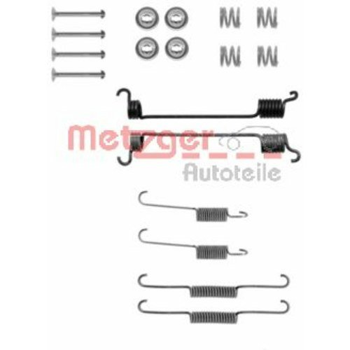Metzger 105  312-0741  Accessory Kit, brake shoes Werner Metzger GmbH 105-0741