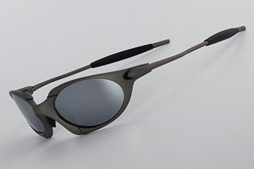 aluminium alloy frames polarized lens Original sports sunglasses (JL/RM) (RM02, - Frame Aluminium Sunglasses